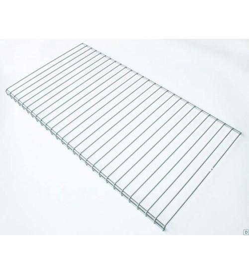 Полка-решетка шириной 66,5 см STARK цвет белый