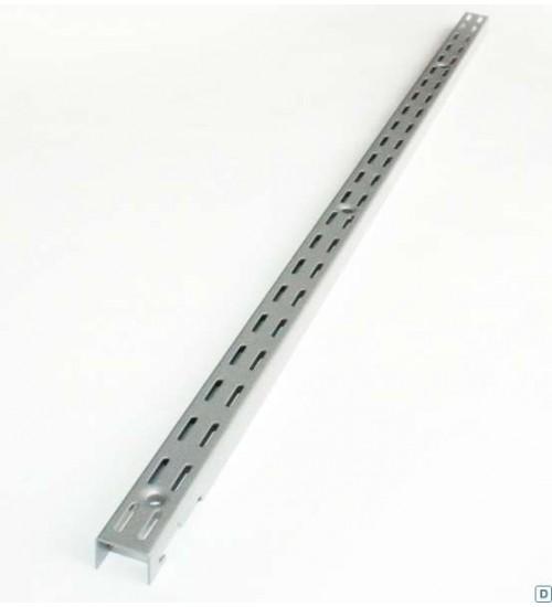 Вертикальная направляющая 120,5 см STARK цвет белый