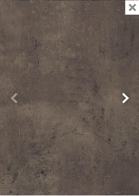 Фото дверь с декором темный бетон  101garderob.ru